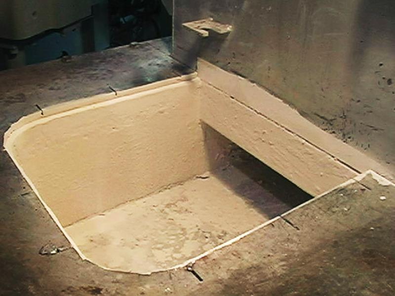 炉壁用コーティング材 「NT-ALF & NT-ZR」 株式会社MARUKA