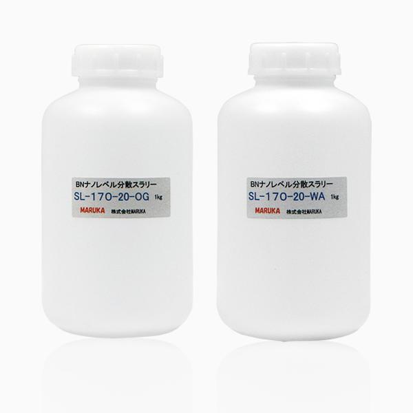 窒化ホウ素ナノレベル分散スラリー
