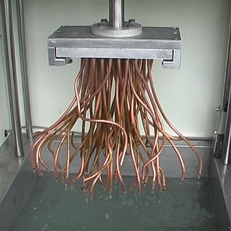 スプレーカセット洗浄機